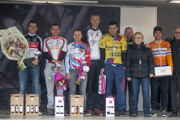 Le podium 2017
